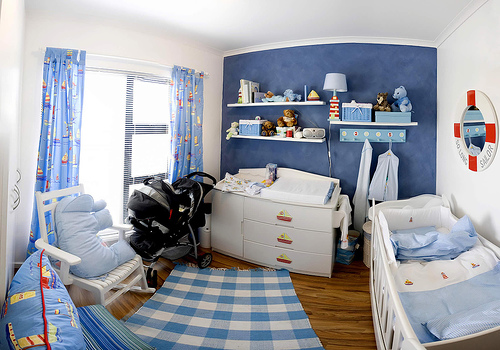 das komplette Babyzimmer
